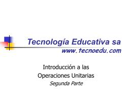 Tecnología Educativa sa