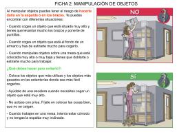 Ficha 2 - Manipulación de objetos