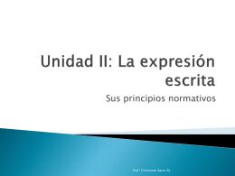 Clase Unidad II Texto, coherencia y cohesión