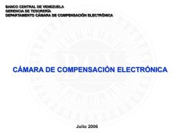 Diapositiva 1 - Banco Central de Venezuela
