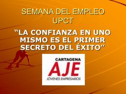 emprendedor - Universidad Politécnica de Cartagena