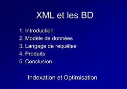 X5-BD_XML - Georges Gardarin