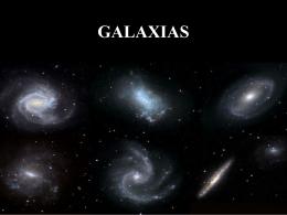 Presentacion de galaxias