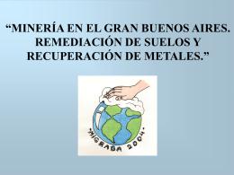 Responsable del proyecto - Universidad Nacional de San Martín