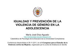 Powerpoint - Congreso Violencia