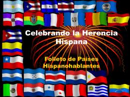 Celebrando la Herencia Hispana