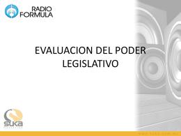 SEMANA 2 Evaluacion Del Poder Legislativo