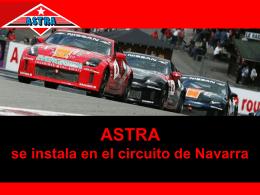 Orígenes Astra Racing