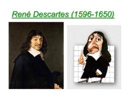 Contextualización René Descartes (1596