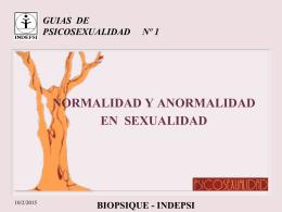 TEMA DE PSICOANALISIS Nº 1