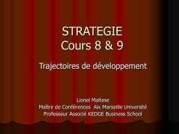 Strategie5 - Lionel Maltese