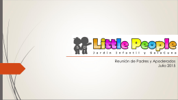 power pagina - Jardin Infantil little People