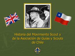 Historia del Movimiento