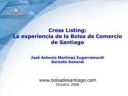 Cross Listing
