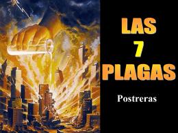 Las 7 Plagas Postreras
