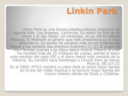 Linkin Park - WordPress.com