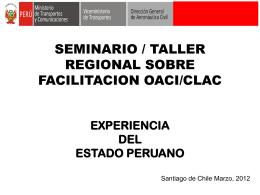 2.10 Experiencia Peru