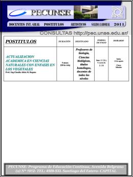 (s) Nº 1912- TEL: 4509-533. Santiago del Estero