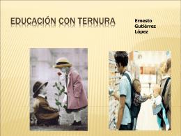 Educar con Ternura