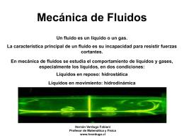 hidrostatica - Ejercicios de física y matemática