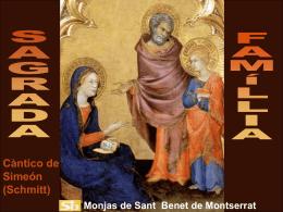 Lectura Sagrada Familia