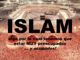 ISLAM - La Yijad en Eurabia