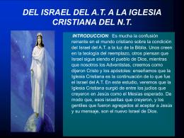 14. de israel del an..
