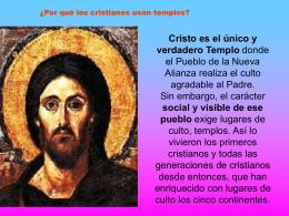 Iglesia - Manantiales