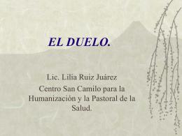 El LUTO - Centro San Camilo