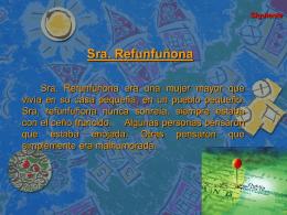 Sra. Refunfuñona