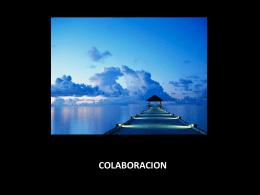 Colaboracion - Reflexiones