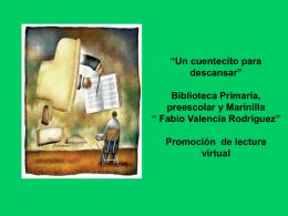 EL ZORRO Y EL COCODRILO.