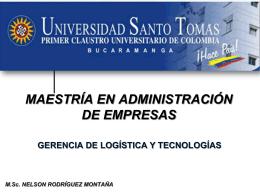 10. Gestion Inventarios y EOQ - Maestría en Administración-USTA