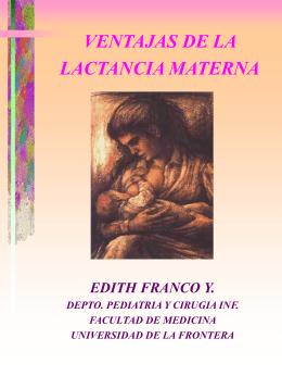 Diapositivas Ventajas LM. - Facultad de Medicina UFRO