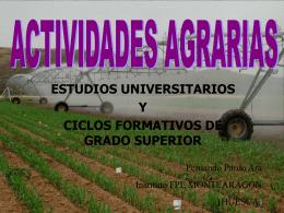 01.Actividades_agrarias - Orientación Educativa de Huesca