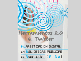 Twitter - Plan Alba