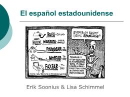 Erik Soonius y Lisa Schimmel