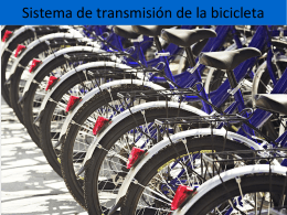 114.1 marchas bici
