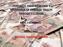 Rememedios según george`s clason (483328)