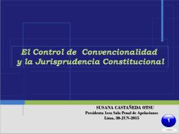 Sustento normativo - Ministerio de Justicia