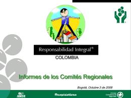 Reporte CRE Atlántico - Responsabilidad Integral Colombia