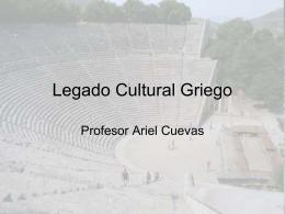 Legado Cultural Griego listo