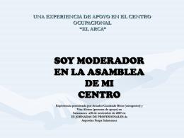 Modelo de participación de El Arca