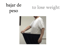 Cuerpo sano, mente sana (2)