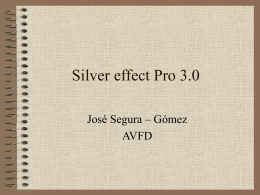 Silver effect Pro 3.0