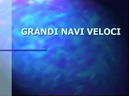 GRANDI NAVI VELOCI - Cambra de Comerç de Sabadell