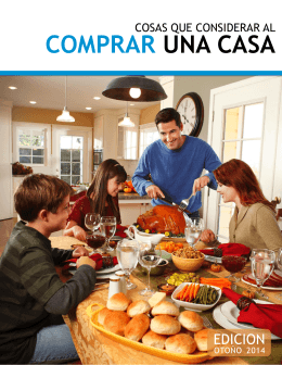 comprar una casa - Keeping Current Matters