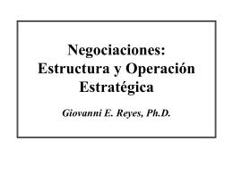 ALCA y ALC: Oportunidades y Riesgos Giovanni E. Reyes, Ph.D