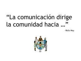 ¿Que es la comunicación?