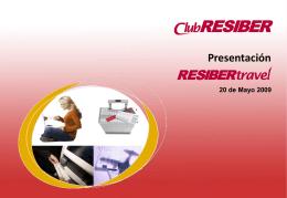RESIBERtravel - Iberia Web Sistemas
